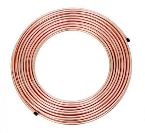 Copper Pancake Coil R410a Dia15.9mm