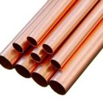 Straight Copper Pipe R410a Dia44.5mm