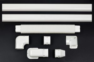 air conditioner pipe trunking components family
