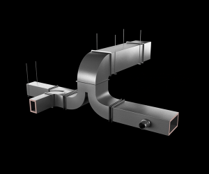phenolic duct system A