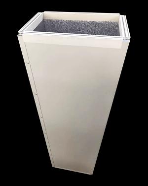 phenolic duct made
