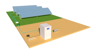 solar module without battery